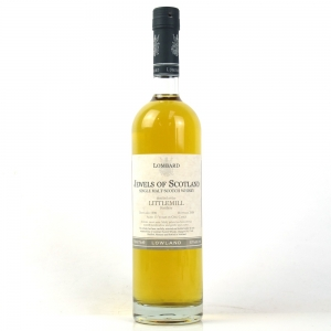 Littlemill 1990 Lombard 13 Year Old 75cl / US Import