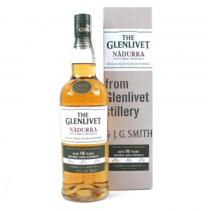 Glenlivet Nàdurra 16 Year Old Cask Strength