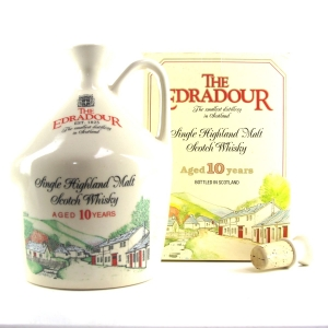 Edradour 10 Year Old Decanter 1990s
