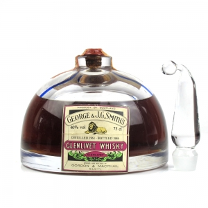 Glenlivet 1961 Gordon and MacPhail Decanter 75cl