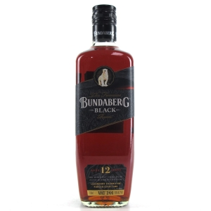 Bundaberg Black 12 Year Old Rum