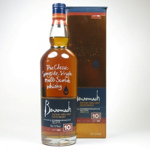 Benromach 10 Year Old 100 Proof