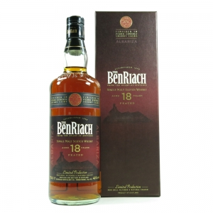 Benriach Albariza 18 Year Old Peated / PX Sherry Finish