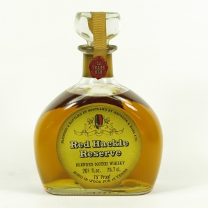 Red Hackle 12 Year Old Reserve 1970s
