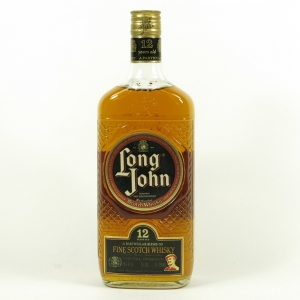 Long John 12 Year Old Blend 1970s