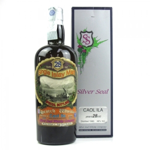 Caol Ila 1983 Silver Seal 28 Year Old