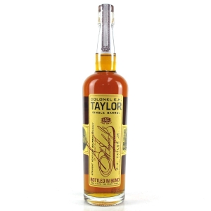 Colonel E.H Taylor Single Barrel Straight Kentucky Bourbon
