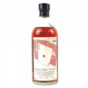 Hanyu 1986 Ace of Diamonds Single Cask #9023