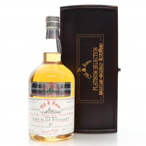 Port Ellen 1979 Douglas Laing 29 Year Old / Old and Rare - World Duty Free