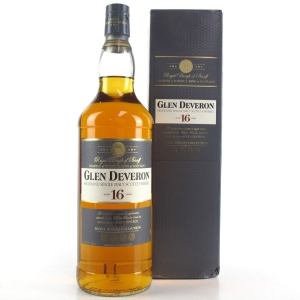 Glen Deveron 16 Year Old 1 Litre / Travel Retail Exclusive