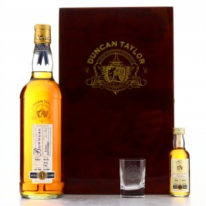 Bowmore 1966 Duncan Taylor 41 Year Old with Miniature