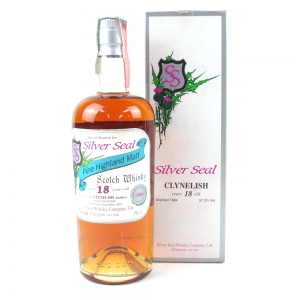 Clynelish 1984 Silver Seal 18 Year Old