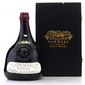 Bowmore Bicentenary 75cl / US Import