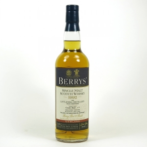 Littlemill 1992 Berry Brothers and Rudd 21 Year Old