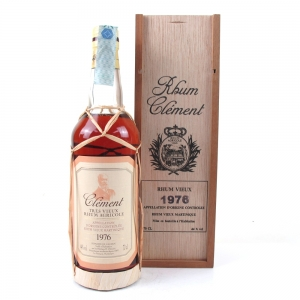Clement 1976 Martinique Rhum