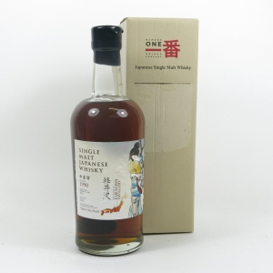 Karuizawa 1990 12 Year Old Single Cask #679 Front
