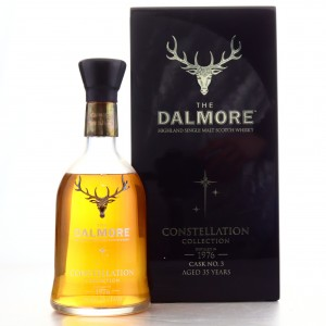 Dalmore 1976 Constellation 35 Year Old Cask #3