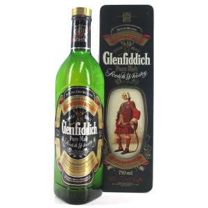 Glenfiddich Clans of the Highlands 75cl / Clan Stewart