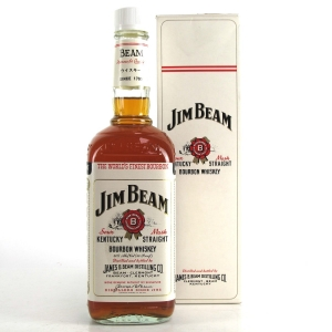 Jim Beam Kentucky Straight Bourbon 1980s / Japanese Import
