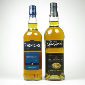 Tormore 12 Year Old / Speyside 12 Year Old