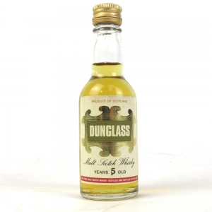 Dunglass 5 Year Old 5cl