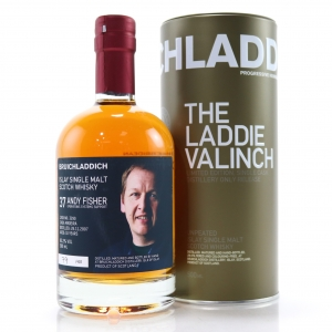Bruichladdich 2007 Andy Fisher Valinch 10 Year Old / Madeira Cask