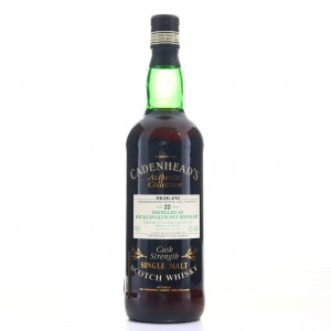 Macallan 1976 Cadenhead's 22 Year Old Sherry Wood 75cl / US Import