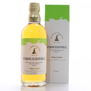 Miyagikyo Distillery Limited Blended Whisky 50cl