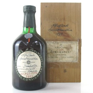 Alfred Lamb's 1939 Special Reservation Rum