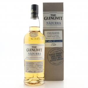 Glenlivet Nadurra Peated Whisky Cask Finish Batch #PW0715