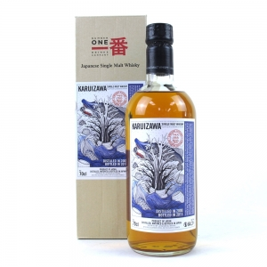 Karuizawa 2000 Single Cask #166 / Sea Dragon