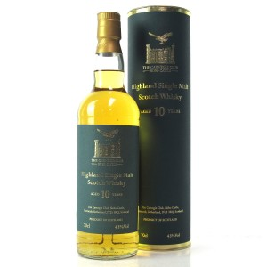 Carnegie Club 10 Year Old Highland Single Malt