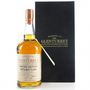 Glenturret 1972 Limited Edition