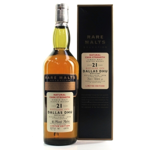 Dallas Dhu 1975 Rare Malt 21 Year Old / 61.9%
