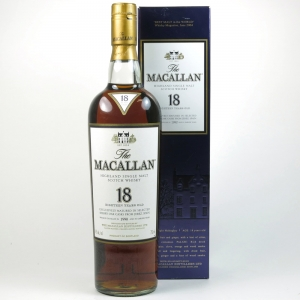 Macallan 1990 18 Year Old 75cl / US Import