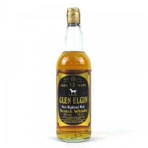 Glen Elgin 12 Year Old 1980s