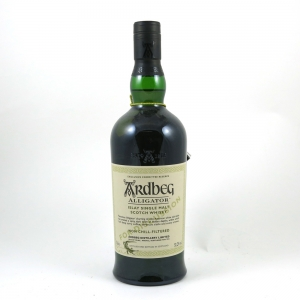 Ardbeg Alligator For Discussion front