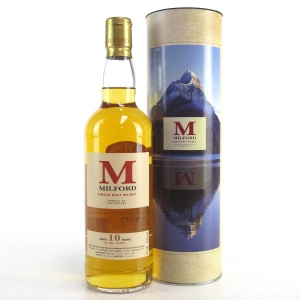 Milford 1993 10 Year Old New Zealand Single Malt