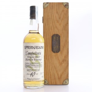 Springbank 1950 40 Year Old