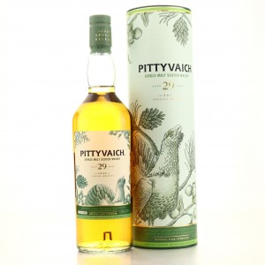 Pittyvaich 29 Year Old Cask Strength Special Release 2019
