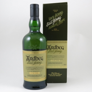 Ardbeg Still Young 1998 front
