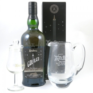 Ardbeg Galileo 1999 Including Branded Jug and Glass front