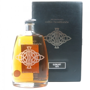 Glenlivet 1975 Celtic Heartlands 33 Year Old