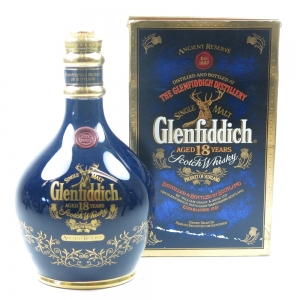 Glenfiddich 18 Year Old Ancient Reserve Decanter