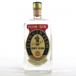 Plym Dry Gin 1970s