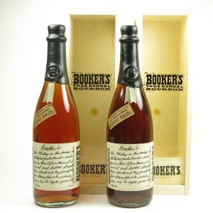 Booker's 7 Year Old 2 x 75cl