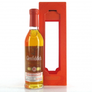 Glenfiddich 21 Year Old Reserva Rum Finish 20cl