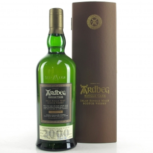 Ardbeg 2000 Lord Robertson Single Cask #1217
