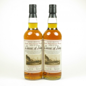 Classic of Islay Single Cask 2013 and 2014 2x 70cl