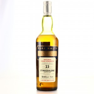 St Magdalene 1970 Rare Malt 23 Year Old / 58.43%